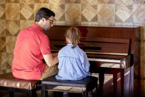 P Duarte - piano