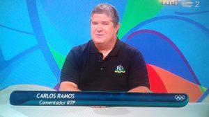 Prof. Carlos Ramos (Judo)