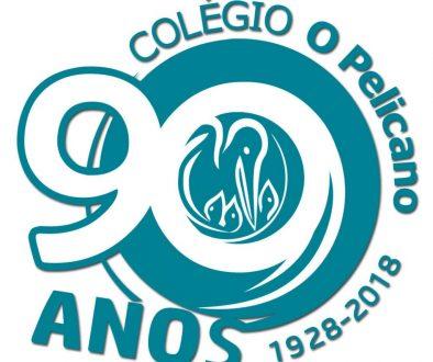 colégio o pelicano 90 anos completo com sombra